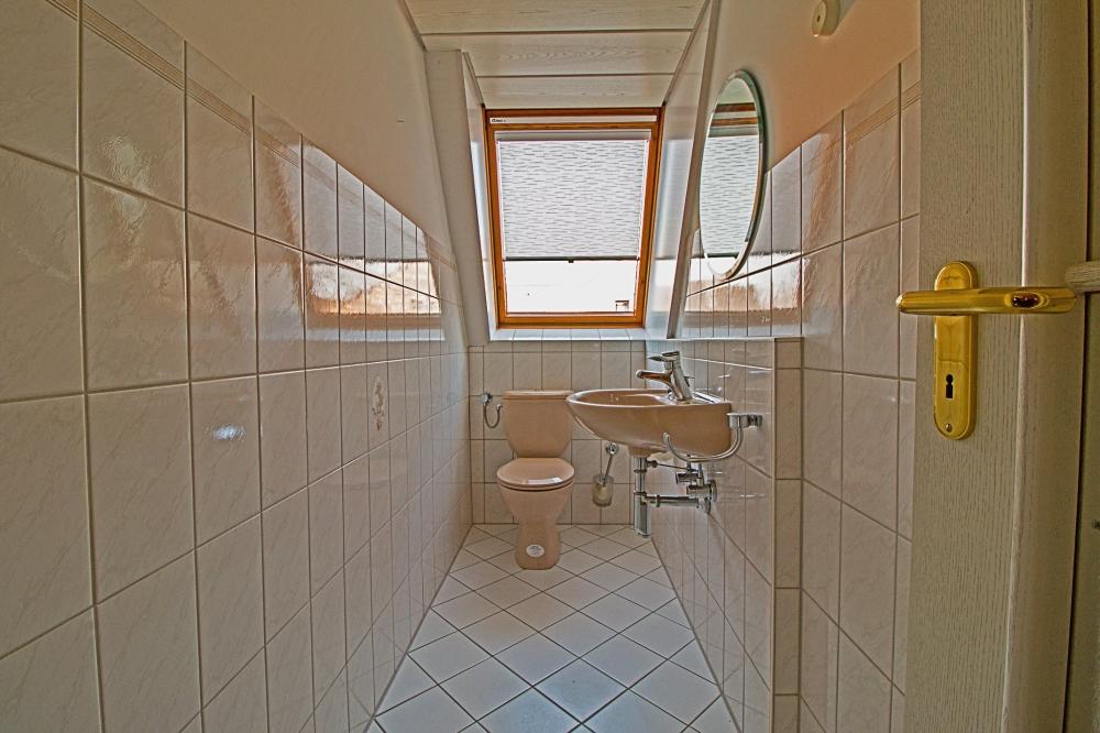 WC Mietwohnung