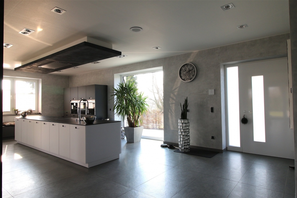 Eingang Küche