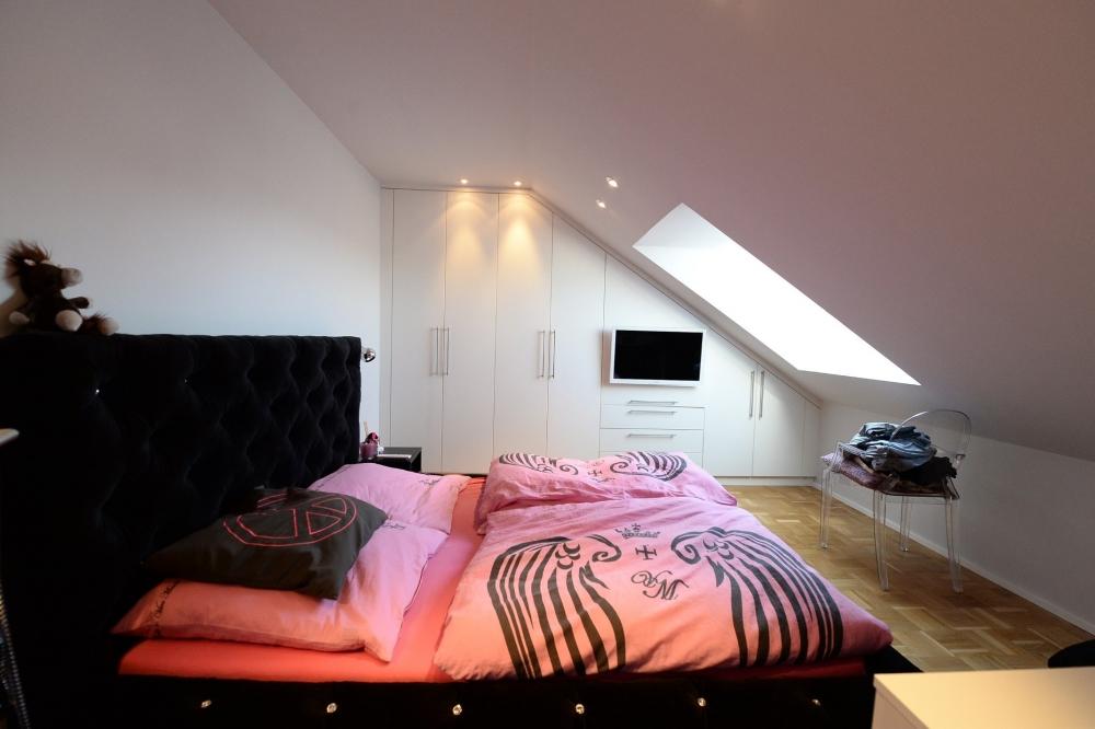 Schlafzimmer Einlieger