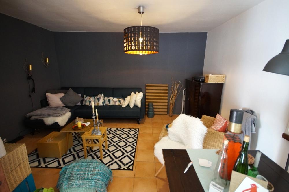 Wohnzimmer Anbau