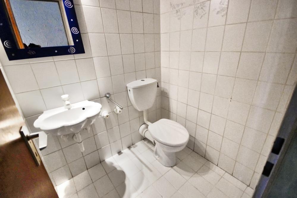 Gäste-WC aktuell