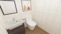 Renovierungsbeispiel Gäste-WC