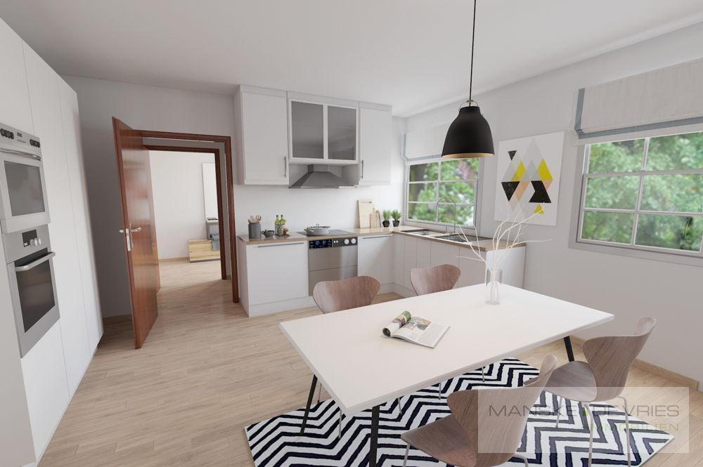 Renovierungsbeispiel Küche 1