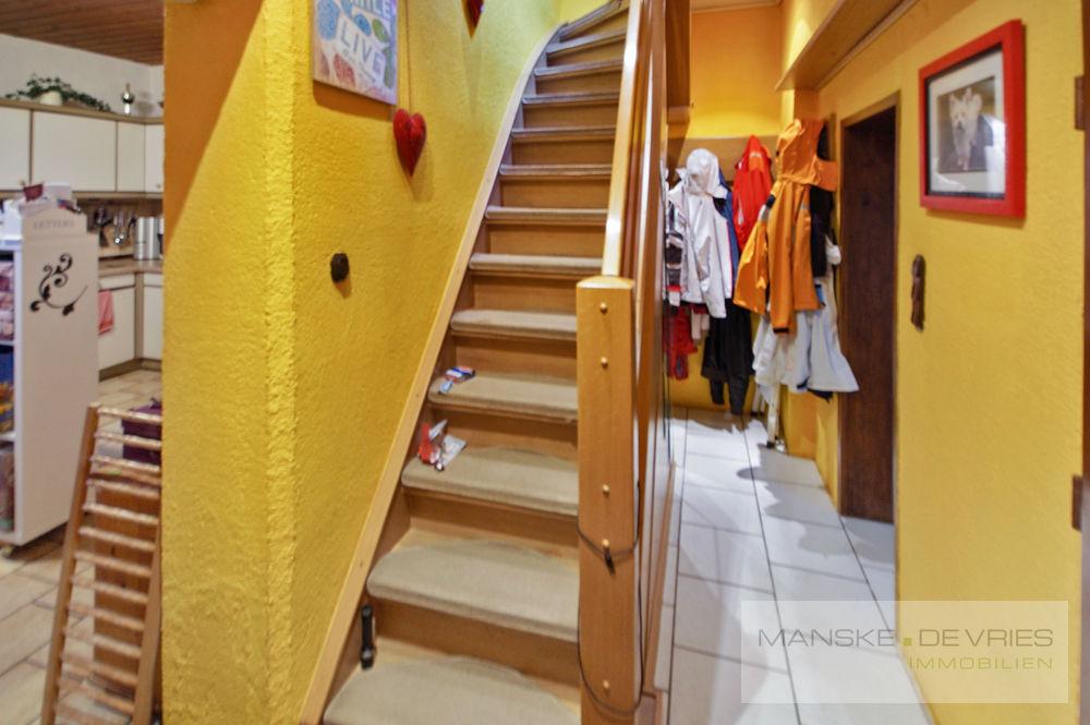 Treppenaufgang aktuell
