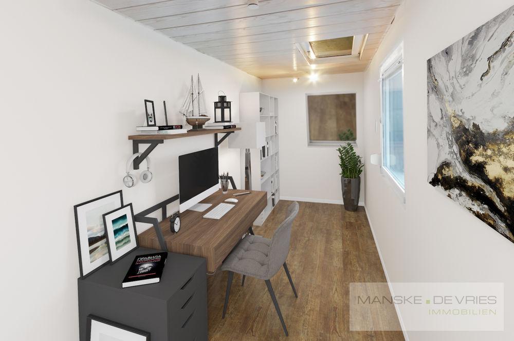 Renovierungsbeispiel Büro/Kind/Gäste