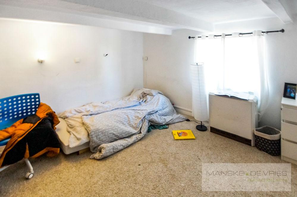 Schlafzimmer Altbau