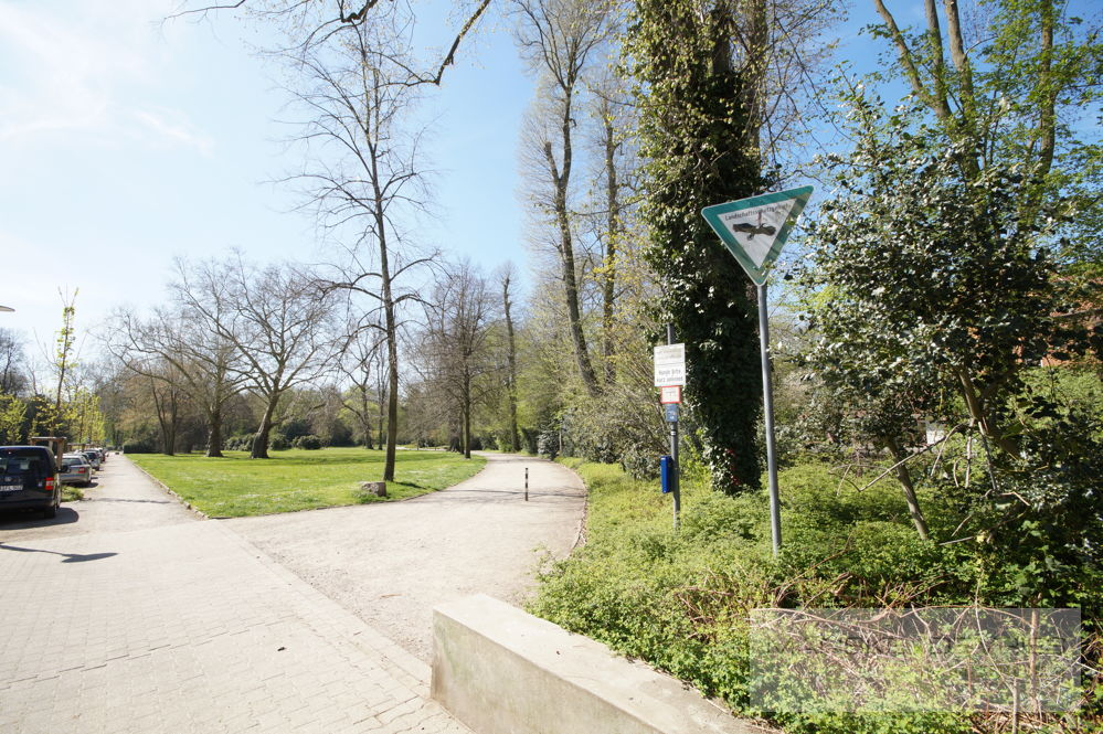 Park in 200 Metern