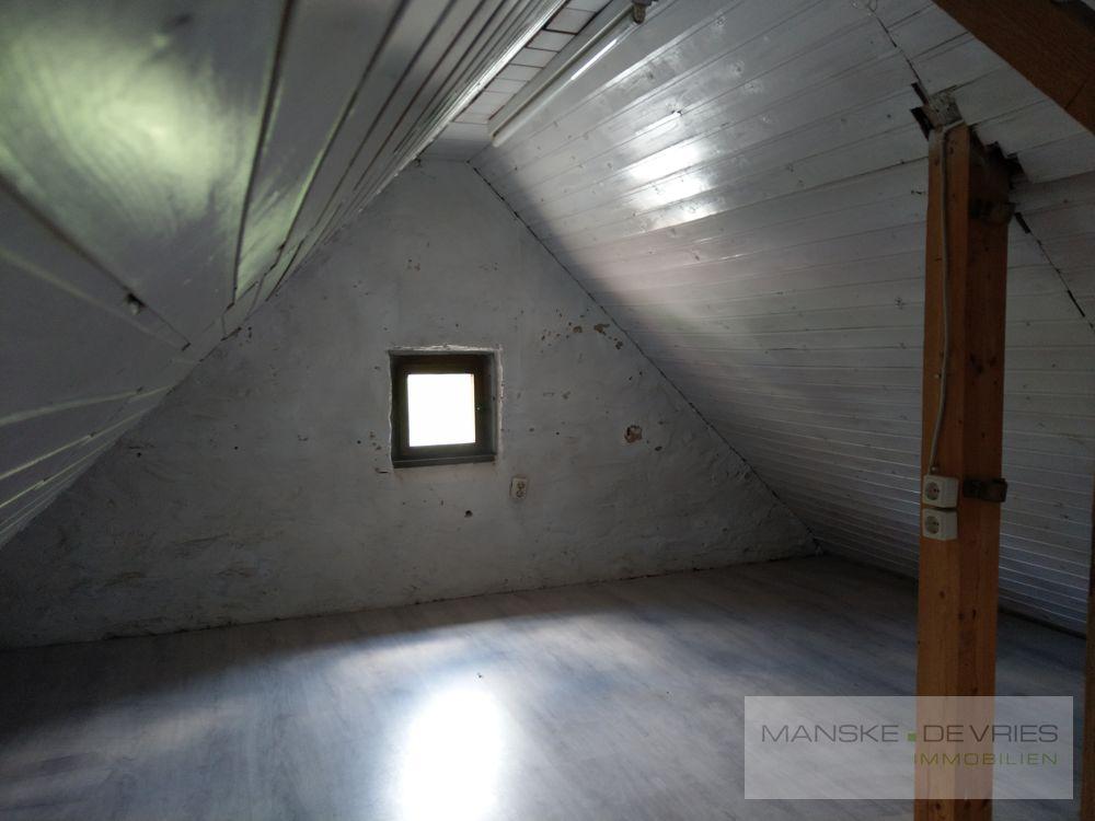Dachboden Mietwohnung