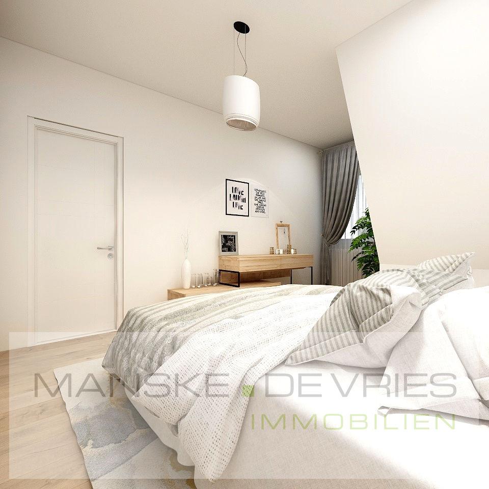 Schlafzimmer Renovierungsbeispiel