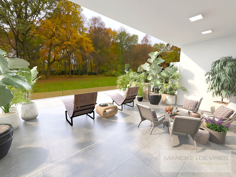 Terrasse Renovierungsbeispiel