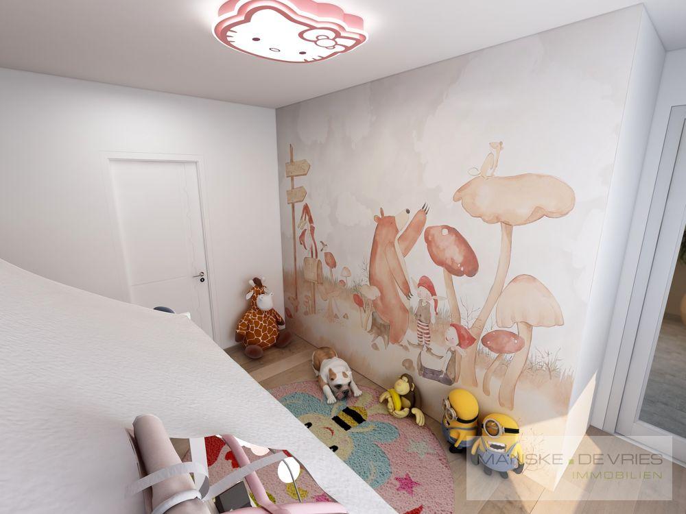 Kinderzimmer Renovierungsbeispiel