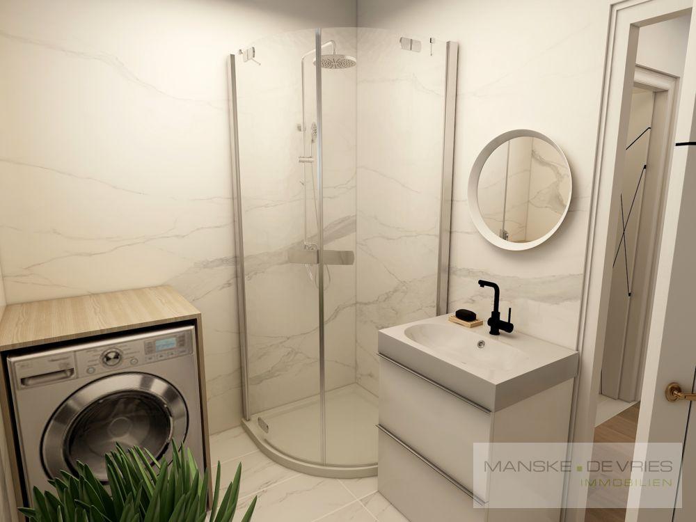 Duschbad Renovierungsbeispiel
