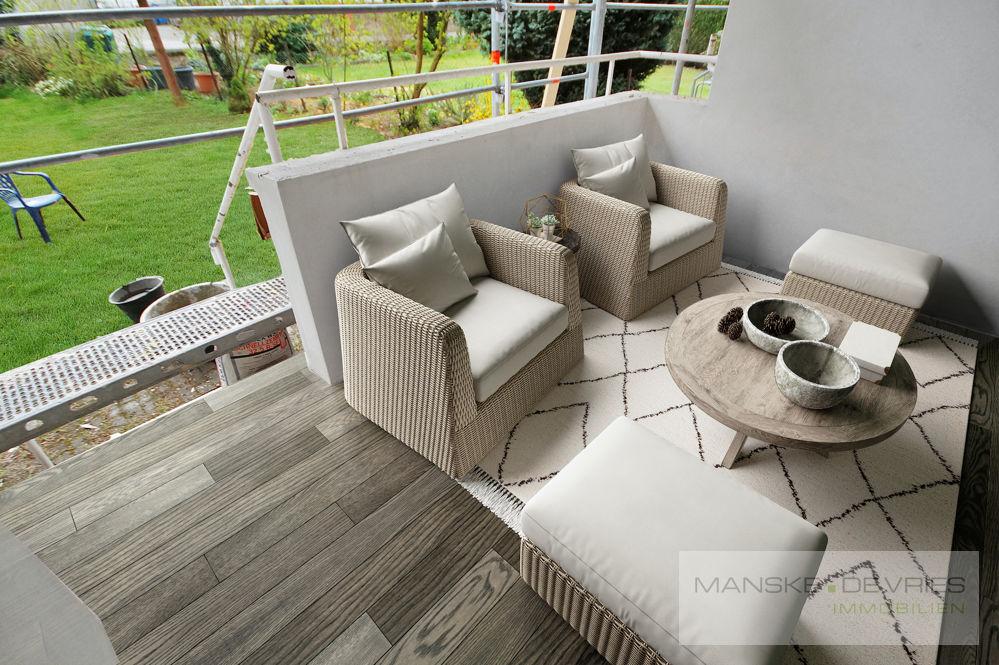 Renovierungsbeispiel Terrasse