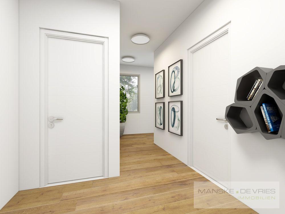 Korridor OG Renovierungsbeispiel