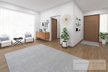 Freistehendes Einfamilienhaus mit Einliegerwohnung und 2 Garagen im beliebten Stadtteil Essen-Werden, 45239 Essen / Werden, Einfamilienhaus