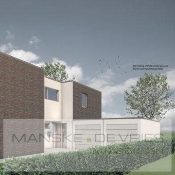 Endlich Platz für die Familie – Neubau einer Doppelhaushälfte, 46487 Wesel, Doppelhaushälfte